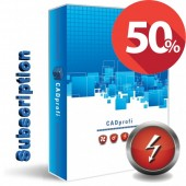 CADprofi Electrical - subscription renewal
