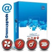 CADprofi Suite network license - crossupgrade from single CADprofi network module