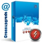 CADprofi Electrical network license - crossupgrade from single CP-Symbols series