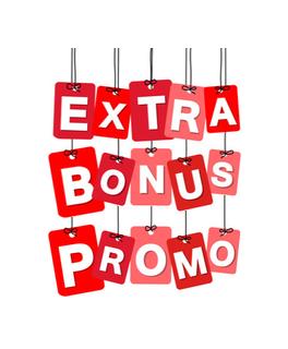 Extra bonus promotion