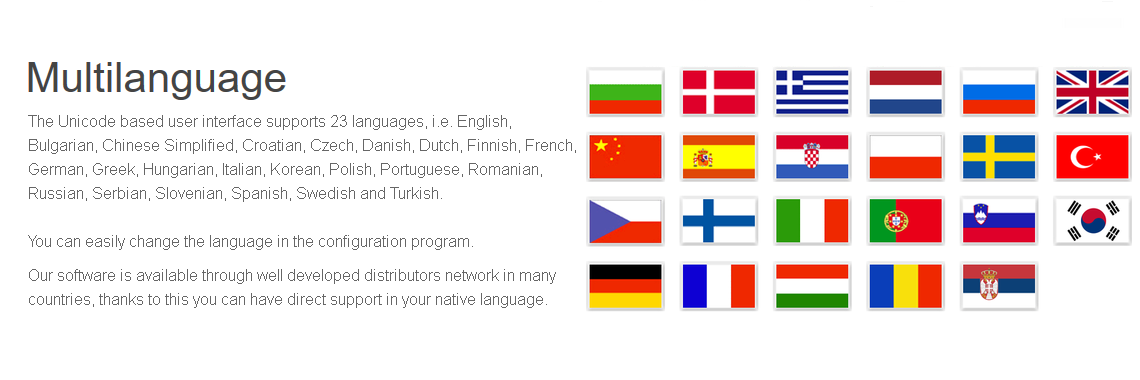 Languages main